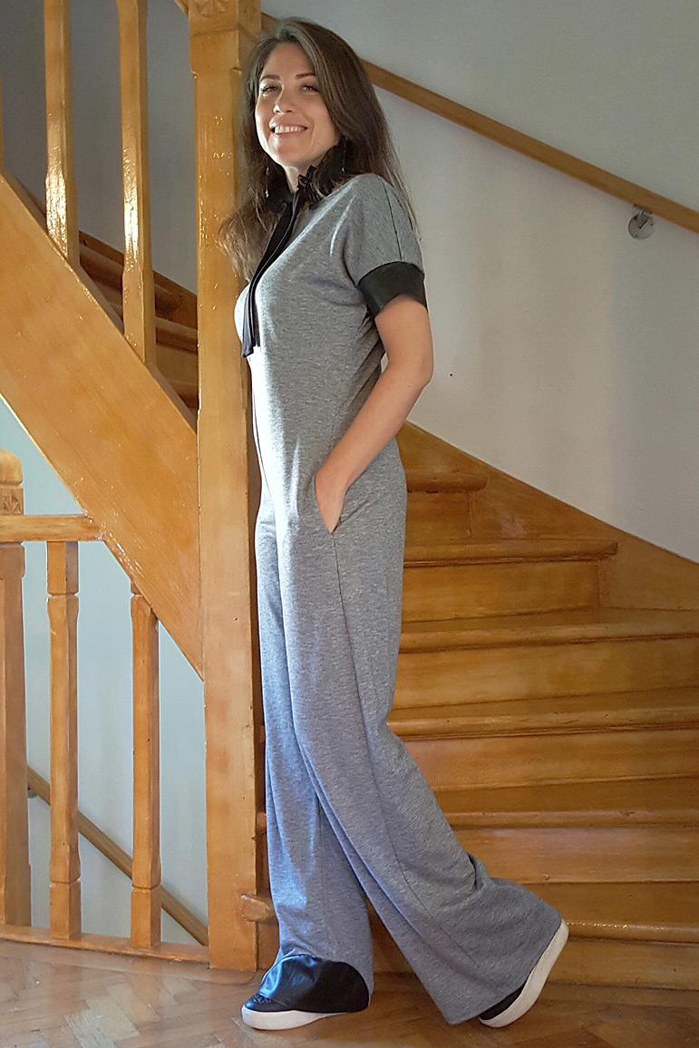 Elena Perseil's Overalls