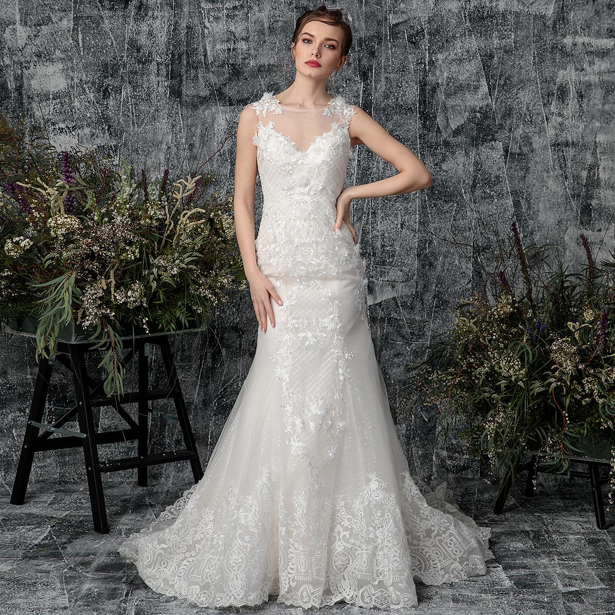 Elena Perseil Bridal M1
